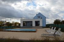 Balaton villa myriam: luxe rolstoel vriendelijk villa met prive zwembad en uitzicht op balatonmeer